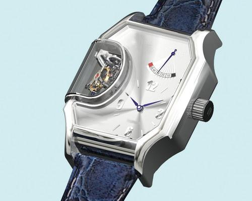 首届中国(蓝光杯)钟表设计大赛获奖名单